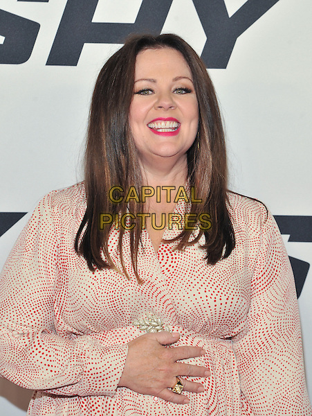 New York,NY-June 1: Melissa McCarthy attends the 'Spy' New York Premiere at AMC Loews Lincoln Square on June 1, 2015 in New York City. <br /> CAP/MPI/STV<br /> &copy;STV/MPI/Capital Pictures
