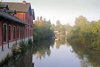 - Lombardia, il fiume Lambro a Monza<br /> <br /> - Lombardy, the river Lambro in Monza
