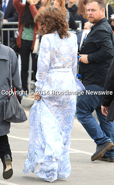 Pictured: Sally Hawkins<br /> Mandatory Credit &copy; ACLA/Broadimage<br /> Celebrities arriving at the 2014 Independent Spirit Awards<br /> <br /> 3/1/14, Santa Monica, California, United States of America<br /> <br /> Broadimage Newswire<br /> Los Angeles 1+  (310) 301-1027<br /> New York      1+  (646) 827-9134<br /> sales@broadimage.com<br /> http://www.broadimage.com