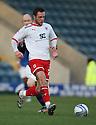 Chris Beardsley of Stevenage.Rochdale v Stevenage - npower League 1 - Spotland, Rochdale - 14th January, 2012.© Kevin Coleman 2012