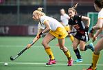 AMSTELVEEN - Hockey - Hoofdklasse competitie dames. AMSTERDAM-DEN BOSCH (3-1) Margot van Geffen (Den Bosch)    COPYRIGHT KOEN SUYK