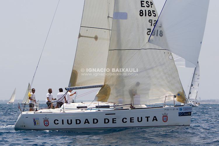 XIV TROFEO TABARCA CIUDAD DE ALICANTE.Real Club de Regatas de Alicante, 9 al 12 de Julio de 2009