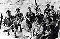 Comfort women of the Japanese army taken prisoner in Myitkyina. (Photo by Kingendai/AFLO)