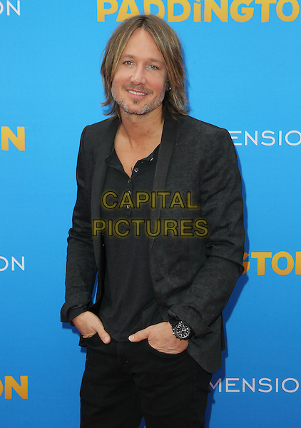 10 January  2015 - Hollywood, California - Keith Urban. &quot;Paddington&quot; Los Angeles Premiere held at TCL Chinese Theatre IMAX.  <br /> CAP/ADM/FS<br /> &copy;FS/ADM/Capital Pictures