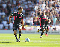 Leeds United's Patrick Bamford<br /> <br /> Photographer Stephen White/CameraSport<br /> <br /> The Premier League - Stoke City v Leeds United - Saturday August 24th 2019 - bet365 Stadium - Stoke-on-Trent<br /> <br /> World Copyright © 2019 CameraSport. All rights reserved. 43 Linden Ave. Countesthorpe. Leicester. England. LE8 5PG - Tel: +44 (0) 116 277 4147 - admin@camerasport.com - www.camerasport.com\
