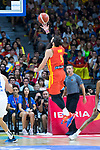 Ricky Rubio during Spain vs Dominican Republic friendly match in Madrid. August 22, 2019. (ALTERPHOTOS/Francis González)