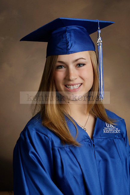 Baskett, Katie photographed during the Feb/Mar, 2013, Grad Salute in Lexington, Ky.