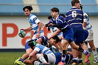 U15 Rugby - St Patrick's College, Wellington v St Patrick's College, Silverstream at St Patrick's College, Wellington, Wellington, New Zealand on Wednesday 22 July 2020. <br /> Photo by Masanori Udagawa. <br /> www.photowellington.photoshelter.com