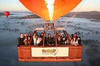 20130802 August 02 Hot Air Balloon Gold Coast