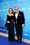 ©F.Andrieu-Bruxelles- 02-02-2013-Magritte du cinéma- S.A.R. Princesse Claire de Belgique et Laurent de Belgique