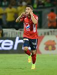 Atlético Nacional venció como local 3-1 a Independiente Medellín. Fecha 10 Liga Águila I-2017.