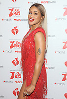 NEW YORK, NY - FEBRUARY 07:  Eve attends The American Heart Association's Go Red For Women Red Dress Collection 2019 Presented By Macy's at Hammerstein Ballroom on February 7, 2019 in New York City.     <br /> CAP/MPI/GN<br /> ©GN/MPI/Capital Pictures