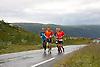 Race number 147 - Vidar Kvernvold.Race number 34 - Frode Jermstad - Norseman 2012 - Photo by Justin Mckie Justinmckie@hotmail.com