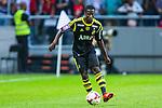 Solna 2013-08-06 Football Friendly Game , AIK - Manchester United FC :  <br /> AIK 17 Ebenezer Ofori  <br /> (Foto: Kenta J&ouml;nsson) Nyckelord:  portr&auml;tt portrait