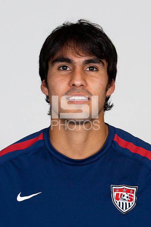 USA Men's National Team Portraits, Friday, January 13, 2012.