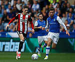 David Brooks of Sheffield Utd during the Championship match at the Hillsborough Stadium, Sheffield. Picture date 24th September 2017. Picture credit should read: Simon Bellis/Sportimage