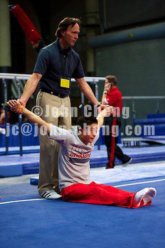 Gymnastics, Artistic, Las Vegas Sports Center, Men's Winter Cup