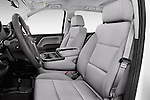 Front seat view of 2016 Chevrolet Silverado 1500 LS 4 Door Pickup Front Seat  car photos
