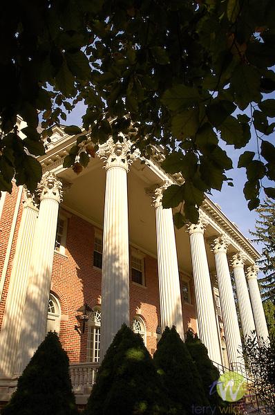 Susquehanna University in fall