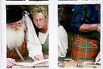 Clan McGregor gathering, for GEO Voyager magazine