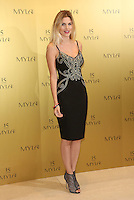 Ashley James at the Myla 15th anniversary party, London. 22/10/2014 Picture by: James Smith / Featureflash