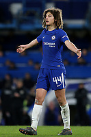 Ethan Ampadu of Chelsea during Chelsea vs Hull City, Emirates FA Cup Football at Stamford Bridge on 16th February 2018