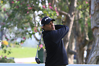 Arjun Atwal (IND) on the 7th tee during Round 1 of the UBS Hong Kong Open, at Hong Kong golf club, Fanling, Hong Kong. 23/11/2017<br /> Picture: Golffile | Thos Caffrey<br /> <br /> <br /> All photo usage must carry mandatory copyright credit     (&copy; Golffile | Thos Caffrey)