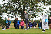 Ben Evans (ENG) on the 9th tee during Round 4 of the Bridgestone Challenge 2017 at the Luton Hoo Hotel Golf &amp; Spa, Luton, Bedfordshire, England. 10/09/2017<br /> Picture: Golffile | Thos Caffrey<br /> <br /> <br /> All photo usage must carry mandatory copyright credit     (&copy; Golffile | Thos Caffrey)