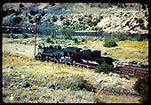 D&amp;RGW #483 in Durango area.<br /> D&amp;RGW  Durango area, CO