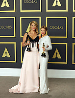 09 February 2020 - Hollywood, California -     Renée Zellweger, Laura Dern attend the 92nd Annual Academy Awards presented by the Academy of Motion Picture Arts and Sciences held at Hollywood & Highland Center. Photo Credit: Theresa Shirriff/AdMedia