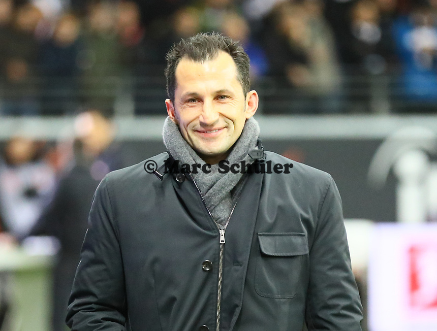 Sportdirektor Hasan Salihamidzic (FC Bayern München) - 22.12.2018: Eintracht Frankfurt vs. FC Bayern München, Commerzbank Arena, DISCLAIMER: DFL regulations prohibit any use of photographs as image sequences and/or quasi-video.