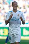 Real Madrid's Lucas Vazquez dejected during La Liga match. September 23,2017. (ALTERPHOTOS/Acero)