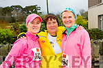 Kate McGillicuddy Aileen O'Brien and Liz McGillicuddy Ballyhar who ran in the Beaufort 10k on New Years day