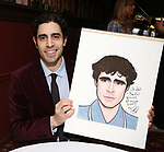 Damon Daunno Sardi's Portrait Unveiling