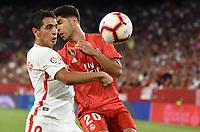 2018.09.26 La Liga Sevilla FC VS Real Madrid