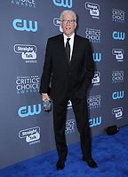 11 January 2018 - Santa Monica, California - Ted Danson. 23rd Annual Critics' Choice Awards held at Barker Hangar. <br /> CAP/ADM/BT<br /> &copy;BT/ADM/Capital Pictures