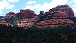 Red rock landscape, Sedona, Arizona, USA