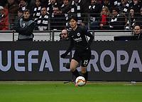 Daichi Kamada (Eintracht Frankfurt) - 20.02.2020: Eintracht Frankfurt vs. RB Salzburg, UEFA Europa League, Hinspiel Round of 32, Commerzbank Arena DISCLAIMER: DFL regulations prohibit any use of photographs as image sequences and/or quasi-video.