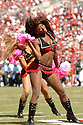 CHEERLEADER, of the Tampa Bay Buccaneers , in action during the Buccaneers games against the Tennessee Titans, in Tampa Bay, FL on October 14, 2007.  ..The Buccaneers won the game 13-10...COPYRIGHT / SPORTPICS..........