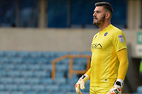 Millwall Keeper Tom King during Millwall vs Stevenage, Caraboa Cup Football at The Den on 8th August 2017