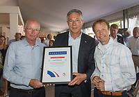 Den Bosch, Netherlands, 13 June, 2017, Tennis, Ricoh Open,  Rolf Thung, erelid KNLTB<br /> Photo: Henk Koster/tennisimages.com