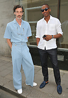 JUN 10 LFW (Men's) s/s 2019 Christopher Raeburn arrivals