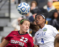 Stanford University vs Duke University December 04 2011