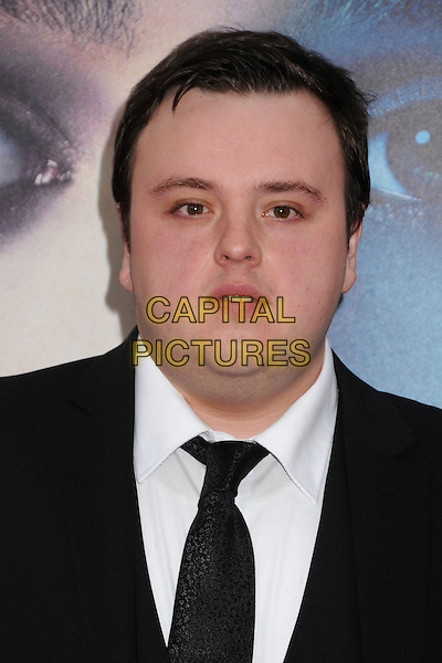 """John Bradley.""""Game Of Thrones"""" 3rd Season Los Angeles Premiere held at the TCL Chinese Theatre, Hollywood, California, USA..March 18th, 2013.headshot portrait black white suit tie shirt.CAP/ADM/BP.©Byron Purvis/AdMedia/Capital Pictures."""
