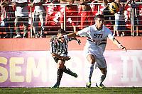 SÃO PAULO,SP,07 JULHO 2013 - CAMPEONATO BRASILEIRO -SÃO PAULO x SANTOS - jogador do São Paulo durante partida entre São Paulo x Santos em jogo válido pela 06º rodada do Campeonato Brasileiro no Estadio Cicero Pompeu de Toledo (Morumbi) na tarde deste domingo  (07).FOTO ALE VIANNA - BRAZIL PHOTO PRESS.