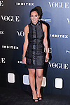 Tamara Falco attends III Vogue Who´s on next Awards at Italy Emabssy in Madrid, Spain. Photographer Mario Testino awarded as World´s Best Photographer. June 17, 2014. (ALTERPHOTOS/Victor Blanco)