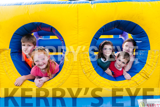Listowel Community Games Fun Day: Children from the Listowel area taking part in the family fun day at Listowel Celtic grounds in Tanavalla on Sunday afternoon last.