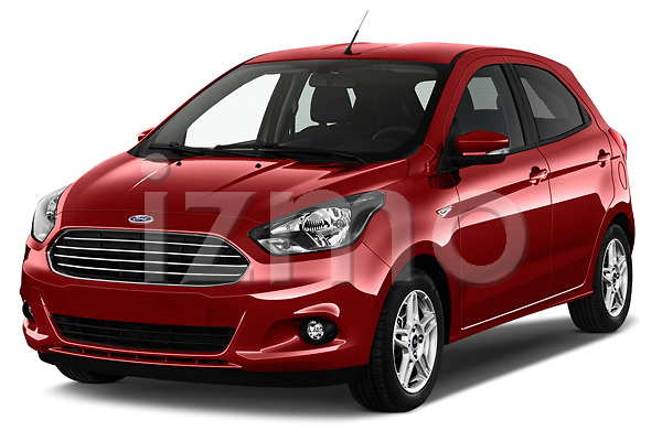 2017 Ford Ka+ Ultimate Hatchback