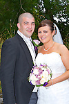 Mary Twomey, Macroom, daughter of Donal and Mary and Martin Corcoran, Millstreet son of Willie and Margaret who were married in St Coleman's church, Macroom on Friday, Fr Damian Lynch officiated at the ceremony, best man was David Corcoran, groomsmen were David O'Leary, Ross Lynch, Darrell Holden and Reece Lee, bridesmaids were Jennifer Twomey-Lee, Carol Twomey, Naimh Relihan and Gail Rearden, flowergirls were Rellee and Teagan Corcoran and the reception was held in  the Dromhall