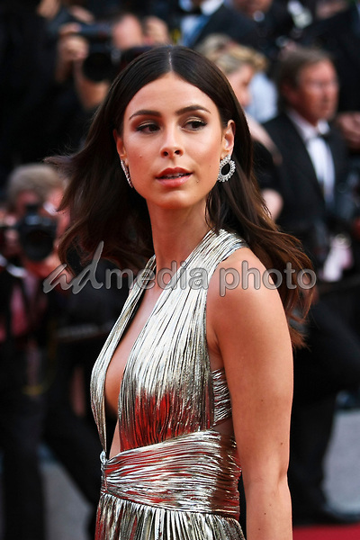 """24 May 2017 - Cannes, France - Lena Meyer-Landrut . """"The Beguiled"""" Premiere during the 70th Cannes Film Festival. Photo Credit: GeorgWenzel/face to face/AdMedia"""